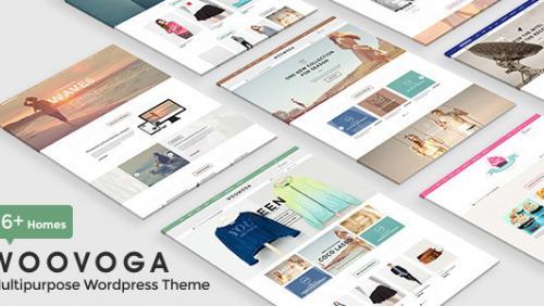 WooVoga - Multi-purpose WooCommerce WordPress Theme