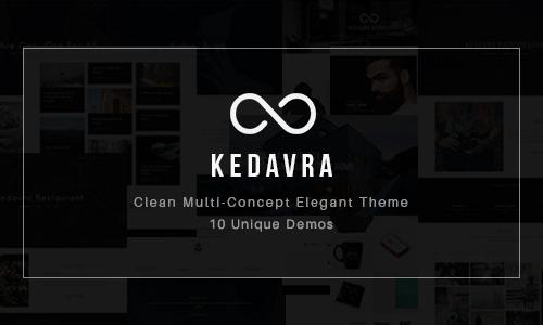Kedavra - Clean Multi-Concept Eleg...