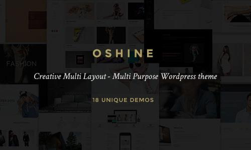 Oshine - Creative Multi-Purpose Wo...