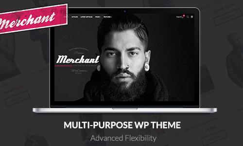 Merchant - Responsive WordPress Th...