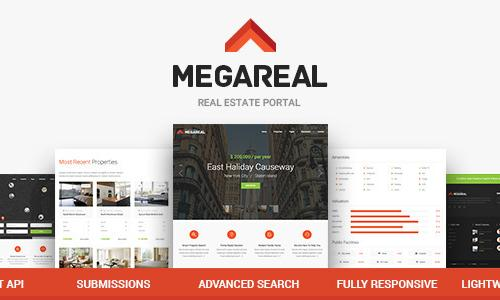 Megareal - Real Estate Portal Them...