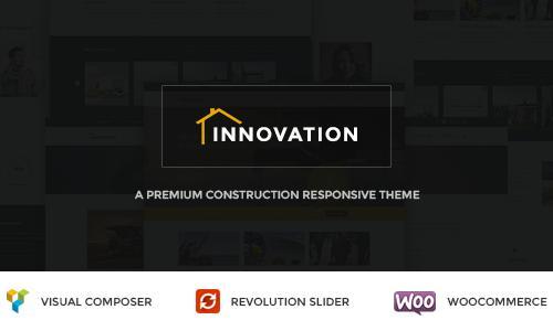 INNOVATION – Construction WordPr...