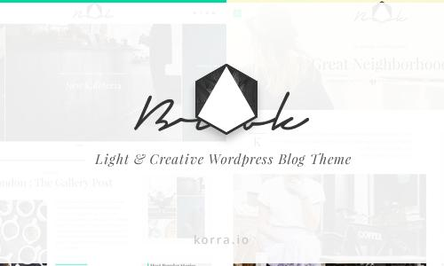 Brook | Light & Responsive WordPre...