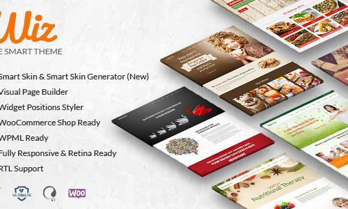 Wiz - The Smart Multipurpose WordP...