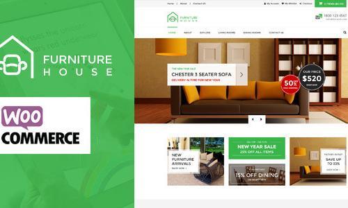 Furniture - WooCommerce WordPress ...