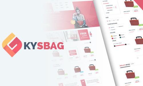 Kysbag - Responsive WordPress WooC...