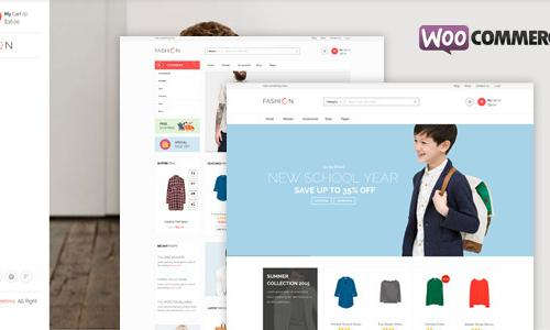 Fashion Store - Responsive WooComm...