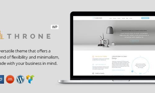 Throne - Responsive Business WordP...