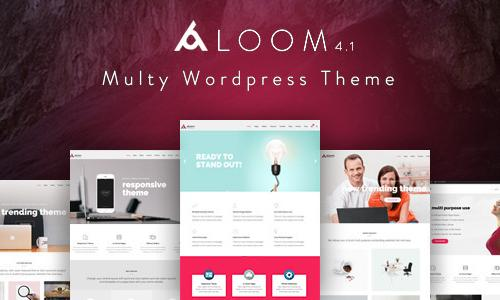 Aloom - Responsive MultiPurpose Wo...