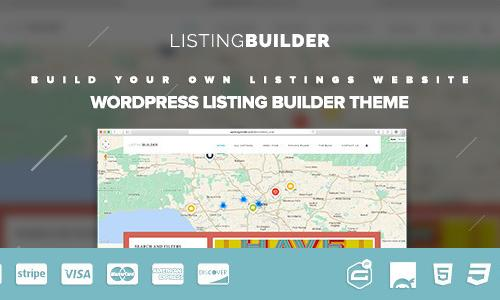 ListingBuilder - WP Listings Direc...